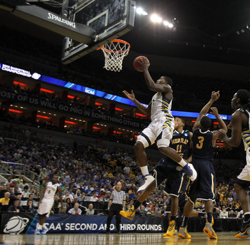 Johnson-Odom's scoring is invaluable to the Golden Eagles.