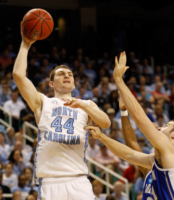 Zeller has been the most efficient Tar Heel.