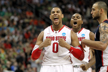 The Buckeyes are ready to ride Sullinger to the Final Four.