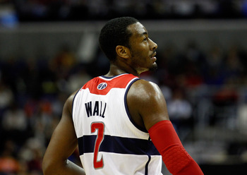 The Wizards hope that adding Nene will keep John Wall focused on the future in D.C.