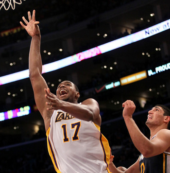 Andrew Bynum is the  future of the Lakers.