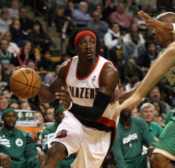 Gerald Wallace isn't exactly Dwight Howard.
