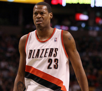 Marcus Camby was not happy in Portland but he'll enjoy his stay in Houston.