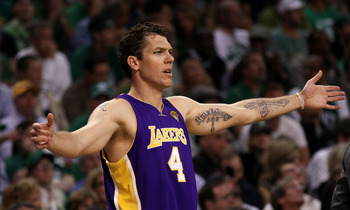 Luke Walton's contract made trading him a no-brainer for Los Angeles.