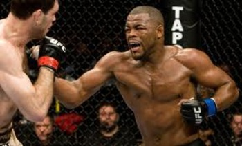 Rashad showed his lightning speed in knockout win of Forrest Griffin and Chuck Liddell.