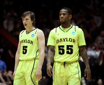 Heslip and Jackson have carried the Bears to the Sweet 16.