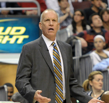 Doug Collins' teams practice hard and play hard, but do they get run down?