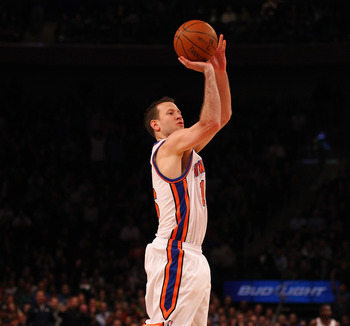 Steve Novak is one of several Knicks teams should think twice about leaving open.