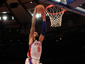 Tyson Chandler has battled injuries but remained healthier than the Sixers' big men.
