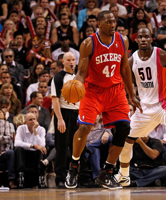 Elton Brand is not the player he once was but the Sixers are paying as such.