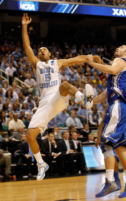 UNC will make it to the weekend without Kendall Marshall.