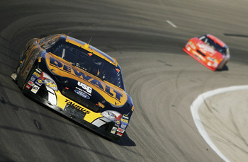 Matt Kenseth made the Chase in 2005 despite sitting 31st in points after four races