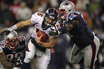 Will Tebow be a gadget for the Pats?
