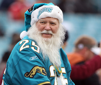 Most Jags fans asked Santa for a Tebow homecoming in 2010