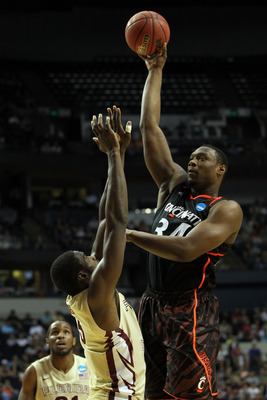 Yancy Gates has the size and toughness to take on Jared Sullinger.