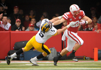 Rex Burkhead will run all the way to New York in 2012.