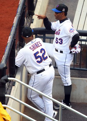 This was the only way to get anything to Shine on the Mets in '09.