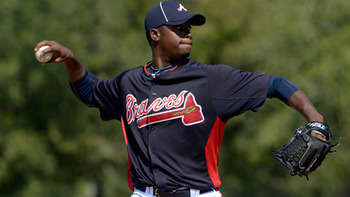 Tommy John surgery will force Arodys Vizcaino to miss the entire 2012 season.