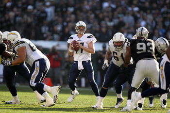 Philip Rivers will continue to be the key for the Chargers having success.