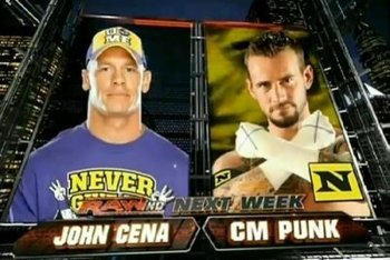 http://superstar-cena.skyrock.com/2967957503-John-Cena-vs-CM-Punk-a-Raw-le-17-01-2011.html