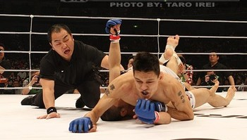 Photo Courtesy MMAWeekly.com