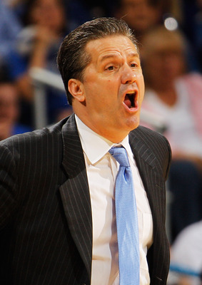 Has the time finally come for one of Calipari's great teams to cut down the nets in April?