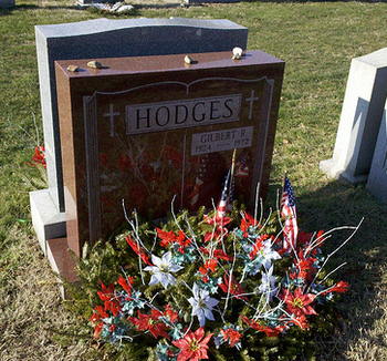 Gil Hodges died just as the '72 season was starting.