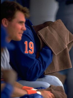 Why is this man hiding in a towel? Hint: 27 straight losses.