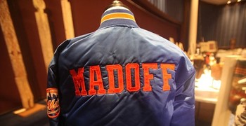 Ponzi schemer Bernard Madoff sucked the Mets into his fortune-killing maw.