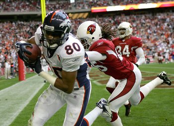 Rod Smith: From undrafted to 10,000 receiving yards