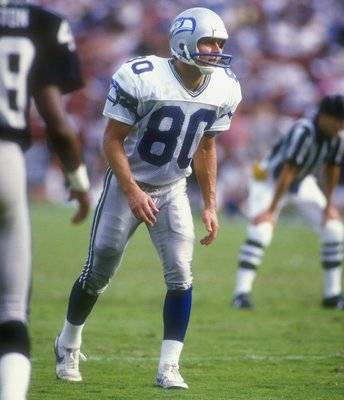 Largent made the old Seahawks look good.