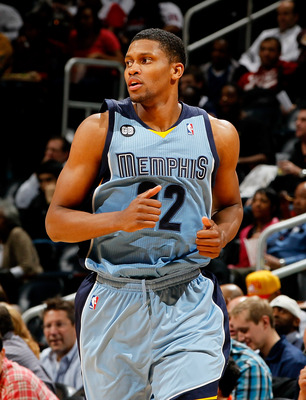 Forward Rudy Gay