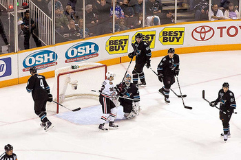 The San Jose Sharks are disappointing earlier this season than in the past