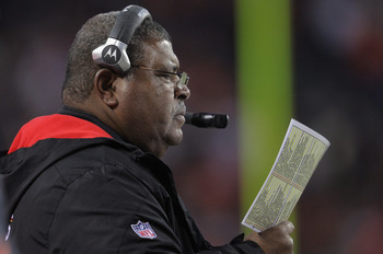 Romeo Crennel's record against Peyton Manning: 6-3.