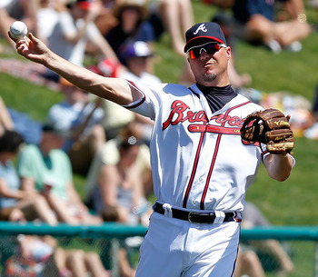 Chipper Jones will retire following the 2012 season.