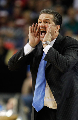 Calipari has an almost unstoppable team.