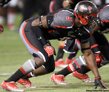 No. 2 DE in 2012 Recruiting Class Noah Spence