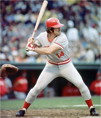No one in baseball history has more hits than Pete Rose.
