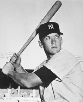 Mickey Mantle is the only switch-hitter who ranks higher than Chipper Jones.