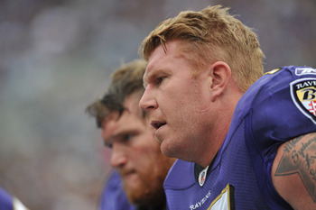 Matt Birk recently signed a 3-year deal, but will the Baltimore Ravens end up honoring its entirety?
