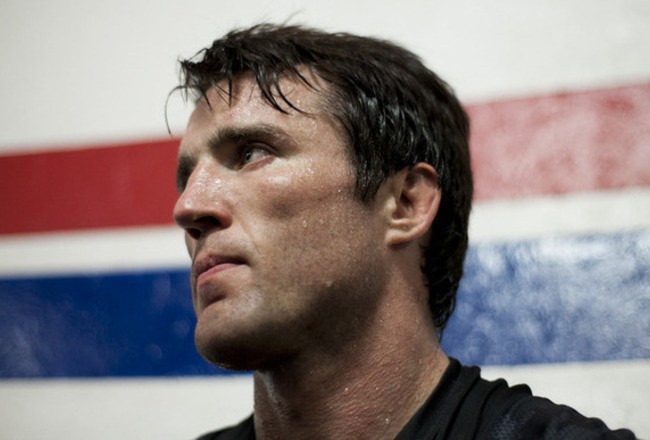 Why Sonnen Will Take Down Silva in Brazil
