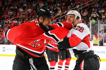 The Devils and Senators could make some noise in this years' playoffs.
