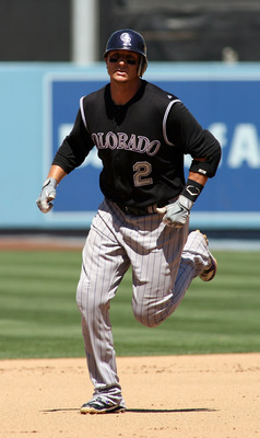 Tulowitzki is a beast when healthy.