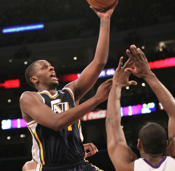 C.J. Miles has played his entire career in Utah, but that might change this summer.