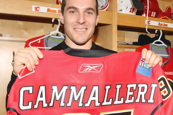 From Montreal to Calg-ammalleri with love