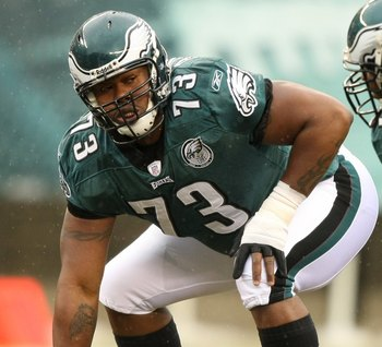 Shawn Andrews - Philadelphia Eagles