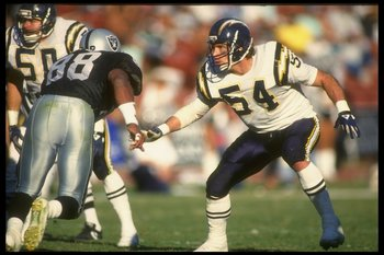 Billy Ray Smith, Jr. - San Diego Chargers