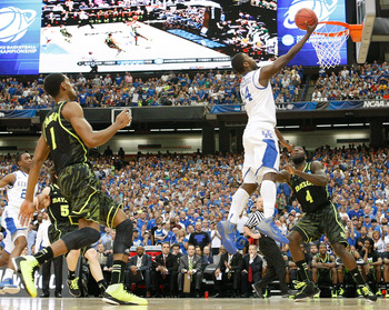 MKG helped Kentucky outclass Baylor.