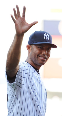 Mariano Rivera may say goodbye to MLB after this season.