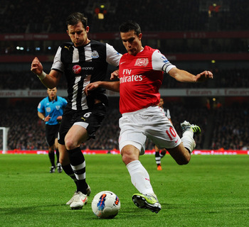 Arsenal can't afford to lose superstar Robin van Persie.